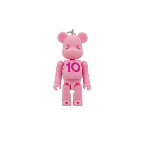 Figur Bearbrick Birthday October by Medicom x Swarovski MedicomToy Geneva Store Switzerland