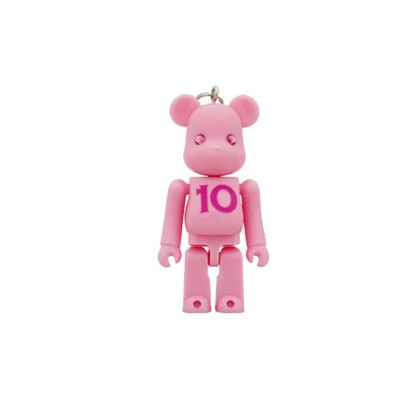 Figur Bearbrick Birthday Octobre by Medicom MedicomToy Little Toys Geneva