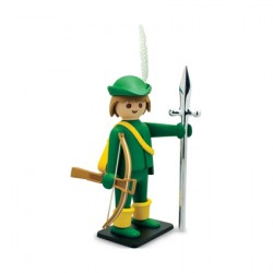 Playmobil Nostalgia The Green Archer 25 cm