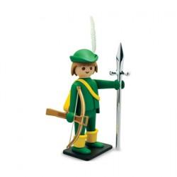 Playmobil Nostalgia The Green Archer 25 cm