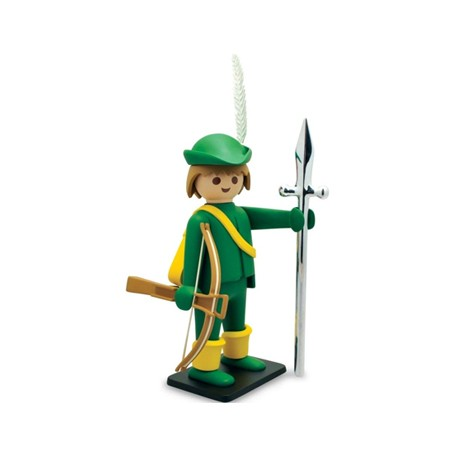 Figurine Playmobil Nostalgia The Green Archer 25 cm Plastoy Boutique Geneve Suisse
