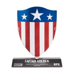 Figur Marvel Captain America Replica 1/6 Shield of 1940 EFX Geneva Store Switzerland