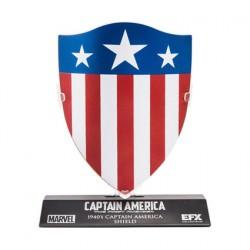 Figurine Marvel Captain America Réplique 1/6 bouclier de 1940 EFX Boutique Geneve Suisse