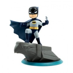 Figurine DC Comics Batman 1966 Q-Fig Quantum Mechanix Boutique Geneve Suisse