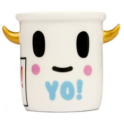 Tokidoki Yogurt Ceramic Flowerpot