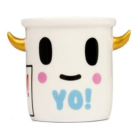 Figur Tokidoki Yogurt Ceramic Flowerpot Thumbs Up Geneva Store Switzerland