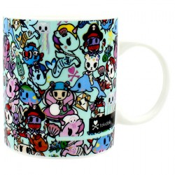 Figurine Tasse Tokidoki Liocrne Mermicorno Thumbs Up Boutique Geneve Suisse