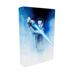 Figuren Star Wars Rey Licht Leinwand Luminart Paladone Genf Shop Schweiz