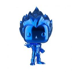 Figuren Pop NYCC 2018 Dragonball Z Vegeta Blue Chrome Limitierte Auflage Funko Genf Shop Schweiz