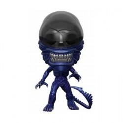 Figurine Pop Alien 40th Xenomorph Blue Metallic Edition Limitée Funko Boutique Geneve Suisse