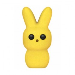 Figurine Pop Peeps Bunny Yellow Funko Boutique Geneve Suisse