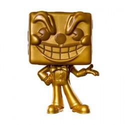 Figurine Pop Cuphead King Dice Gold Edition Limitée Funko Boutique Geneve Suisse