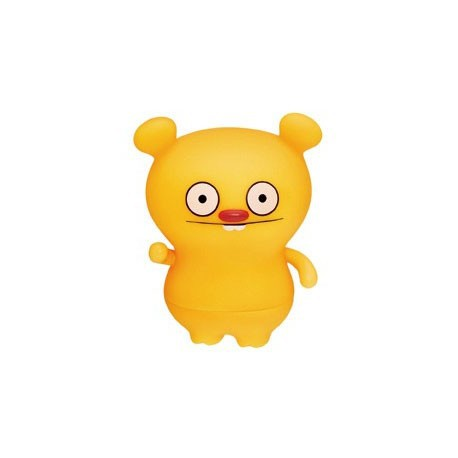 Figur Uglydoll Trunko Yellow by David Horvath Pretty Ugly Geneva Store Switzerland