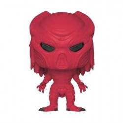 Figurine Pop The Predator 2018 Red Fugitive Predator Edition Limitée Funko Boutique Geneve Suisse