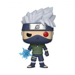 Figurine Pop Naruto Shipuden Kakashi with Lightning Blade Edition Limitée Funko Boutique Geneve Suisse