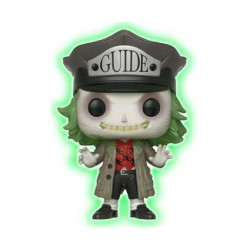 Figur Pop Beetlejuice with Guide Hat Glow in the Dark Limited Edition Funko Geneva Store Switzerland