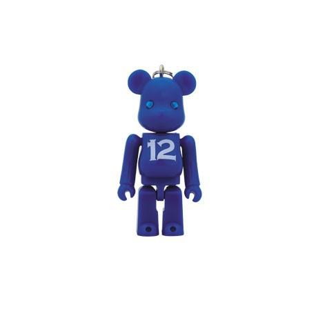 Figur Bearbrick Birthday December by Medicom x Swarovski MedicomToy Geneva Store Switzerland