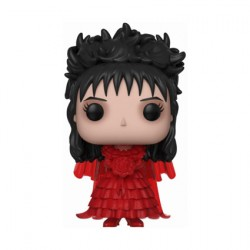 Figurine Pop Beetlejuice Lydia Deetz in Wedding Dress Edition Limitée Funko Boutique Geneve Suisse
