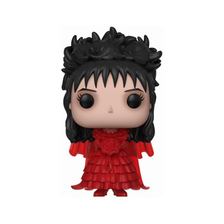 Toys Pop Beetlejuice Lydia Deetz In Wedding Dress Limited Edition F