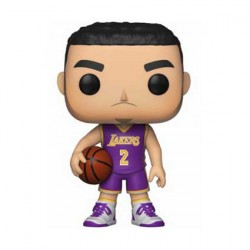 Figurine Pop Basketball NBA Lakers Lonzo Ball Funko Boutique Geneve Suisse