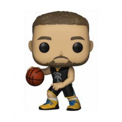 Figurine Pop Basketball NBA Warriors Stephen Curry Funko Boutique Geneve Suisse