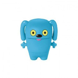 Figurine Uglydoll Ket Bleu par David Horvath Pretty Ugly Boutique Geneve Suisse