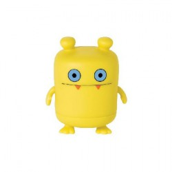 Figurine Uglydoll Nandy Bear Jaune par David Horvath Pretty Ugly Boutique Geneve Suisse