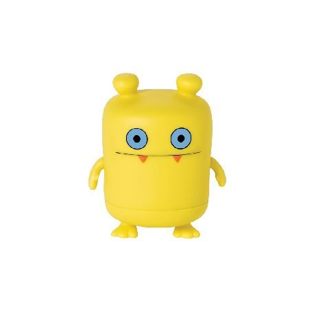 Figur Uglydoll Nandy Bear Yellow by David Horvath Pretty Ugly Geneva Store Switzerland