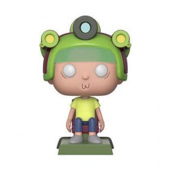 Figurine Pop Rick et Morty Blips & Chitz Morty Edition Limitée Funko Boutique Geneve Suisse