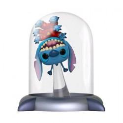 Figur Pop 6 inch Lilo and Stitch Experiment 626 in Dome Limited Edition Funko Geneva Store Switzerland