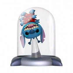 Figurine Pop 15 cm Lilo and Stitch Experiment 626 in Dome Edition Limitée Funko Boutique Geneve Suisse