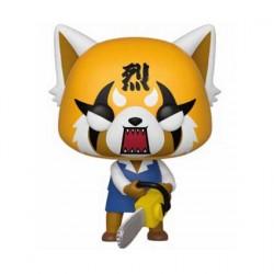 Figurine Pop Sanrio Aggretsuko Retsuko with Chainsaw Funko Boutique Geneve Suisse