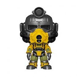 Figurine Pop Games Fallout 76 Excavator Power Armor Funko Boutique Geneve Suisse