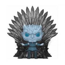 Figur Pop Deluxe Game of Thrones Night King Sitting on Iron Throne Funko Geneva Store Switzerland