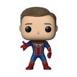 Figuren Pop Marvel Infinity War Unmasked Iron Spider Limitierte Auflage Funko Genf Shop Schweiz