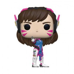 Figurine Pop Games Overwatch D.Va Funko Boutique Geneve Suisse