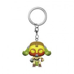 Figurine Pop Pocket Porte Clés Overwatch Orisa Funko Boutique Geneve Suisse