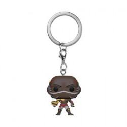 Figuren Pop Pocket Schlüsselanhänger Overwatch Doomfist Funko Genf Shop Schweiz