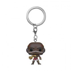 Figurine Pop Pocket Porte Clés Overwatch Doomfist Funko Boutique Geneve Suisse