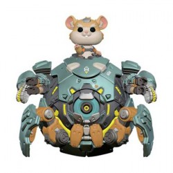 Figuren Pop Games Overwatch 15 cm Wrecking Ball Funko Genf Shop Schweiz