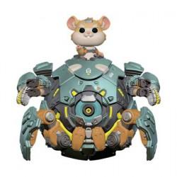 Figurine Pop Games Overwatch 15 cm Wrecking Ball Funko Boutique Geneve Suisse
