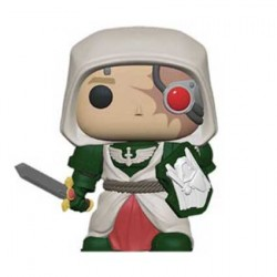 Figur Pop Games Warhammer 40K Dark Angels Veteran Funko Geneva Store Switzerland