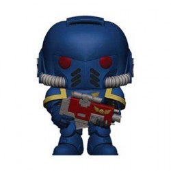 Figur Pop Games Warhammer 40K Ultramarines Intercessor Funko Geneva Store Switzerland