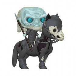 Figurine Pop Rides Game of Thrones White Walker on Horse Funko Boutique Geneve Suisse