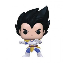 Figurine Pop Anime Dragon Ball Z Vegeta (Rare) Funko Boutique Geneve Suisse