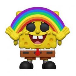 Figuren Pop Cartoons Spongebob Rainbow Funko Genf Shop Schweiz