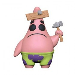 Figur Pop Spongebob Patrick with board Funko Geneva Store Switzerland