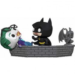 Figur Pop DC Batman 80th 1989 Movie Moment Batman and the Joker Funko Geneva Store Switzerland