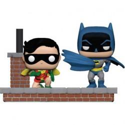 Figuren Pop DC Batman 80th 1969 Movie Moment Batman und Robin Funko Genf Shop Schweiz