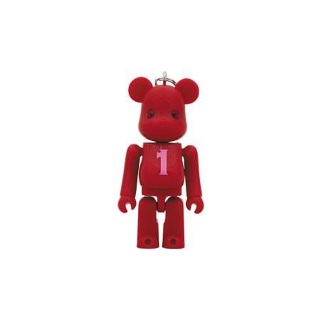 Figurine Bearbrick Birthday Janvier par Medicom x Swarovski MedicomToy Boutique Geneve Suisse